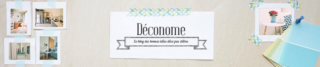 Déconome Homepage