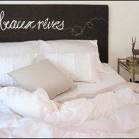 Idées de têtes de lit originales prêtes à poser