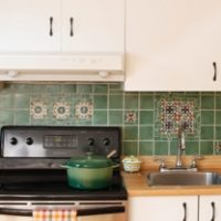 dosseret céramique et mosaïque