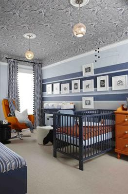 D corer une chambre de b b avec un petit budget d conome - Decorer une chambre bebe ...