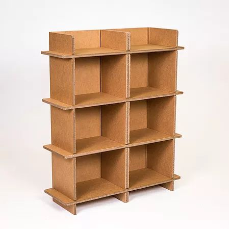 etagere carton