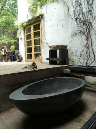 baignoire pierre de champlain