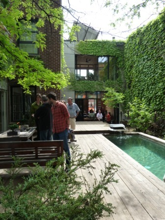 piscine en longueur montreal