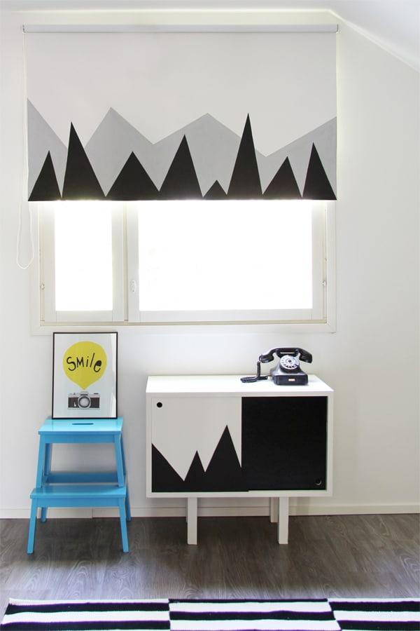store IKEA peinture acrylique