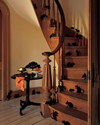 id es d co simples et rapides pour halloween d conome. Black Bedroom Furniture Sets. Home Design Ideas