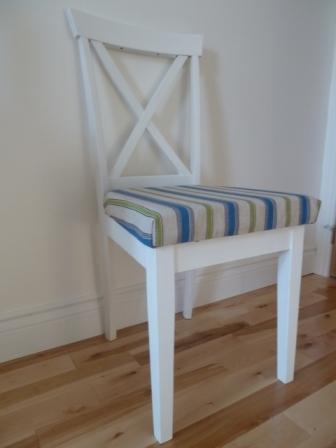Restaurer une vieille chaise trouv e dans la rue d conome for Restaurer une chaise en bois