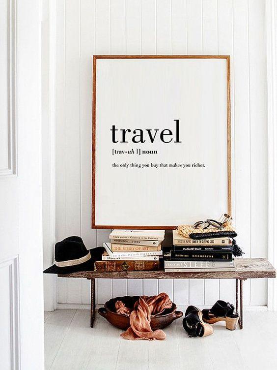 definition dictionnaire voyage