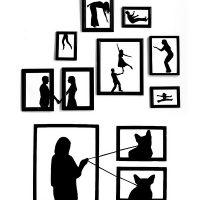 La photo du jour: des cadres animés