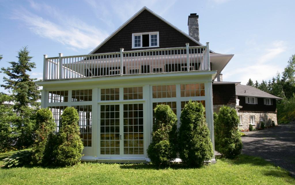 La plus belle maison dans charlevoix d conome - Maison a vendre par l etat ...