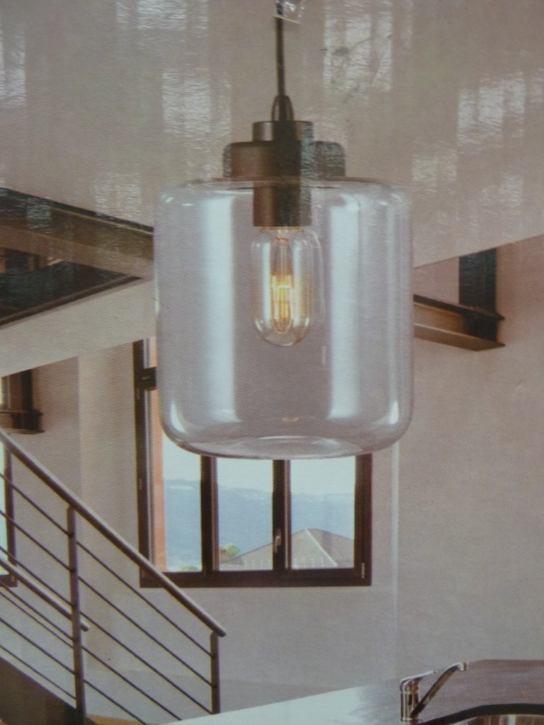 Luminaire industriel HomeSense