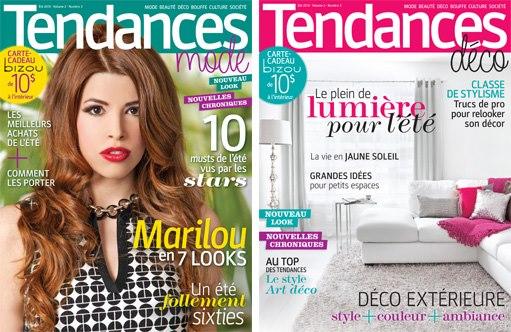 Magazine Tendances juin 2013
