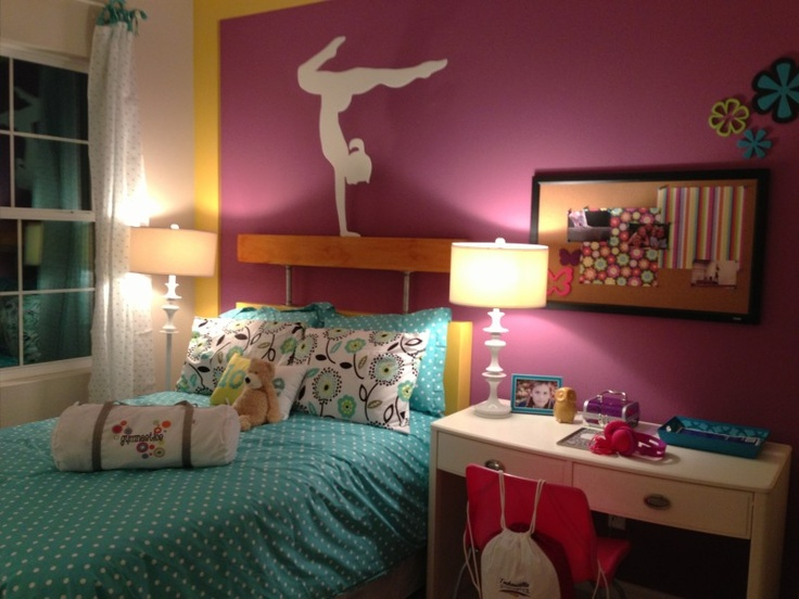 Gymnastics Room Ideas