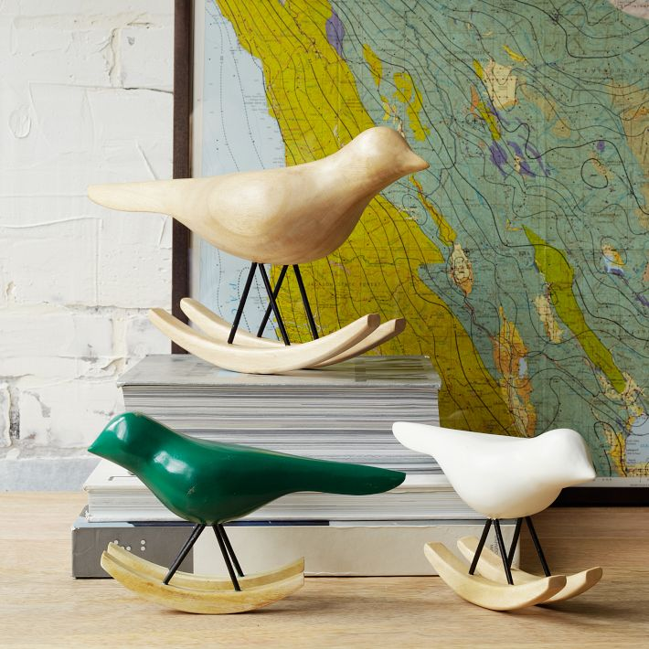 Rocking Bird - chez WEST ELM - 15.35$
