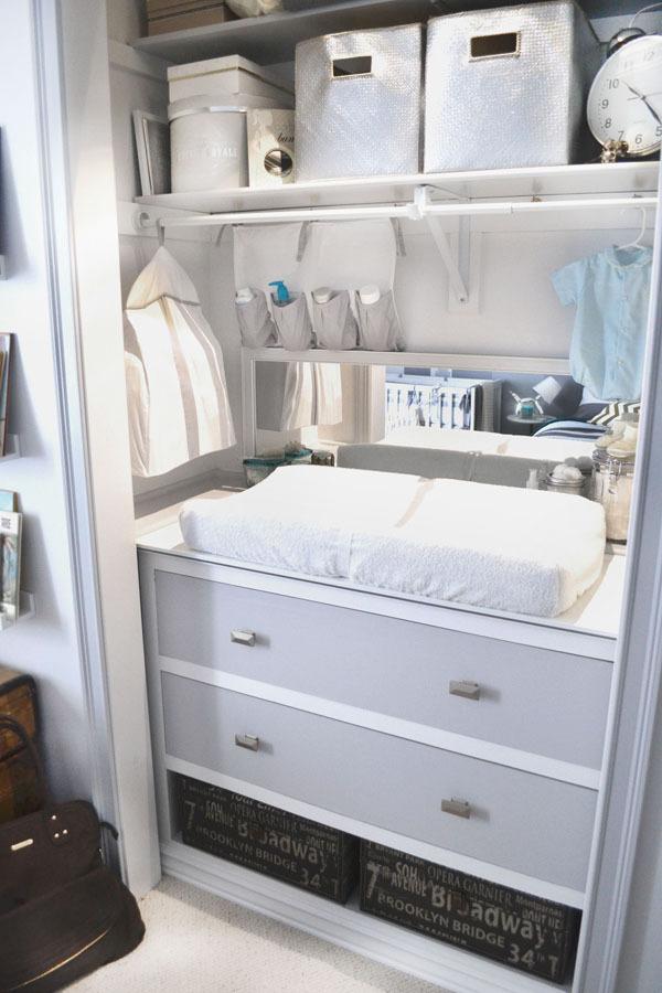 Récup dans la chambre de bébé : attention à la sécurité ! - Déconome