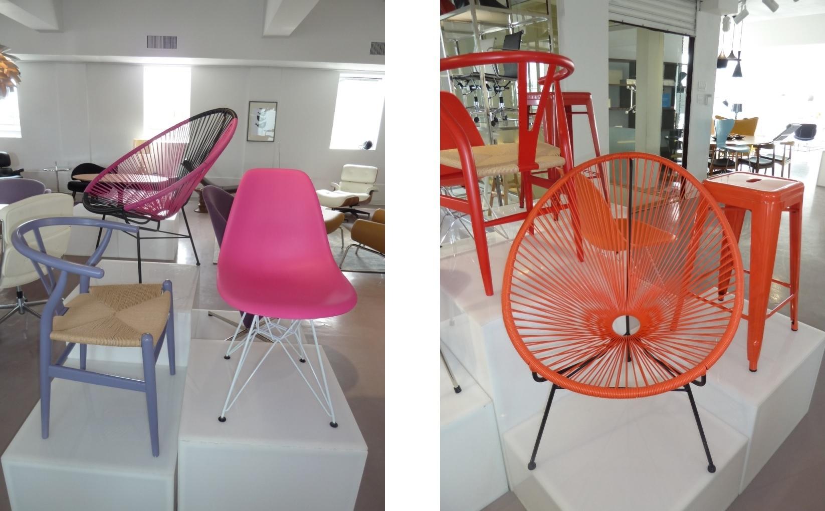 Chaise acapulco pas cher maison design for Soldes eames