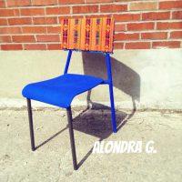 Fabriquer une chaise mexicaine