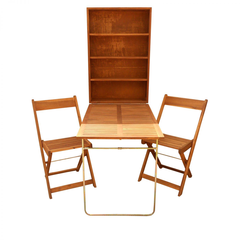 5 tables id ales pour les petits balcons d conome - Table balcon pliante rabattable ...