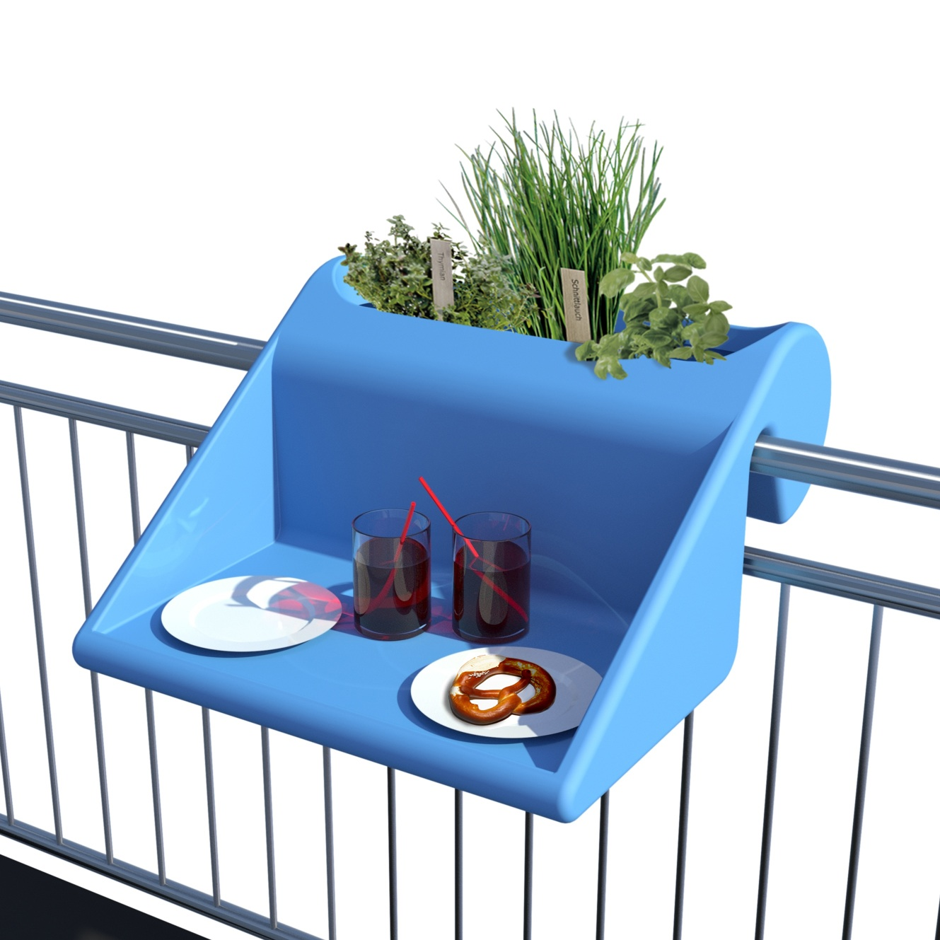 Jardinière À Suspendre Ikea 5 tables idéales pour les petits balcons - déconome