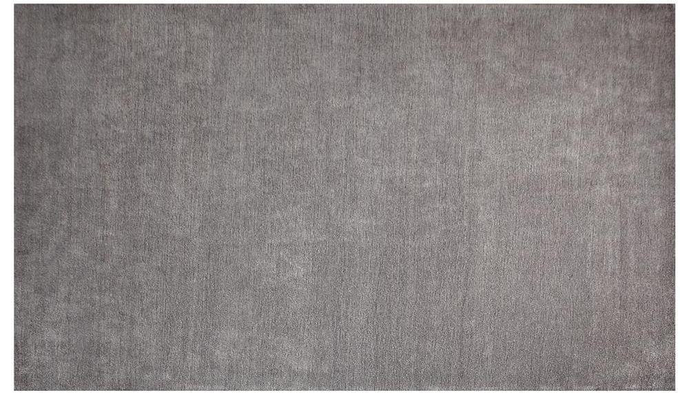 Une chambre avec mur en bois de grange d conome - Tapis gris clair pas cher ...