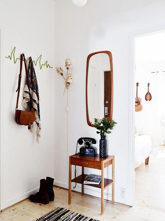 comment am nager une entr e fonctionnelle d conome. Black Bedroom Furniture Sets. Home Design Ideas