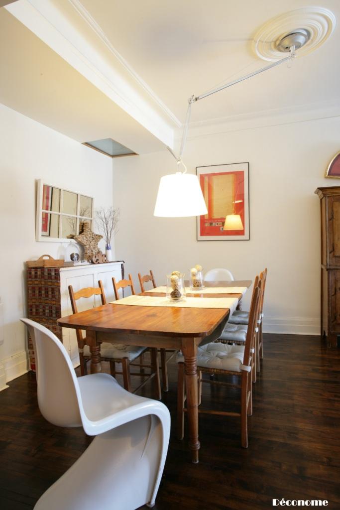 luminaire avec plafonnier d centr 4 solutions d conome. Black Bedroom Furniture Sets. Home Design Ideas