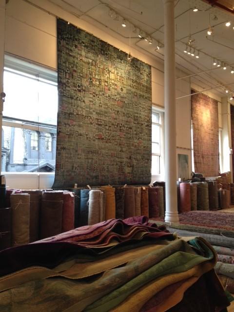 Carpet at ABC Carpet and Home