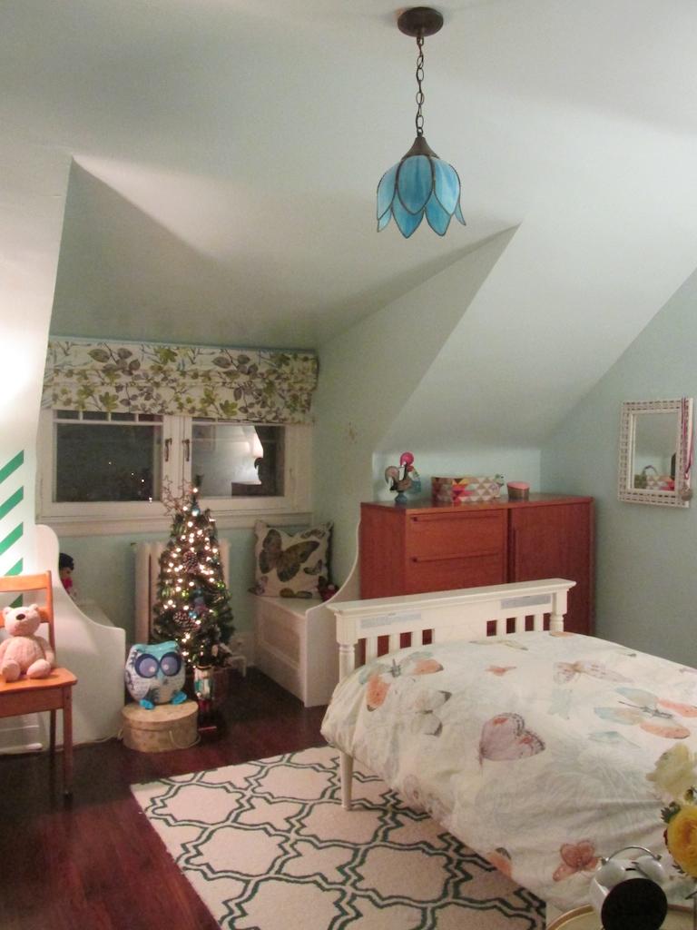 Chambre Noël enfant