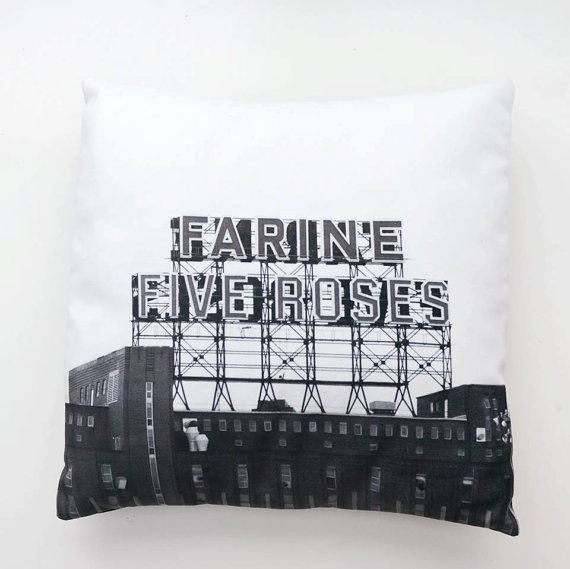 coussin farine five roses montreal