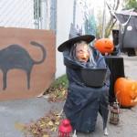 Notre ruelle hantée d'Halloween