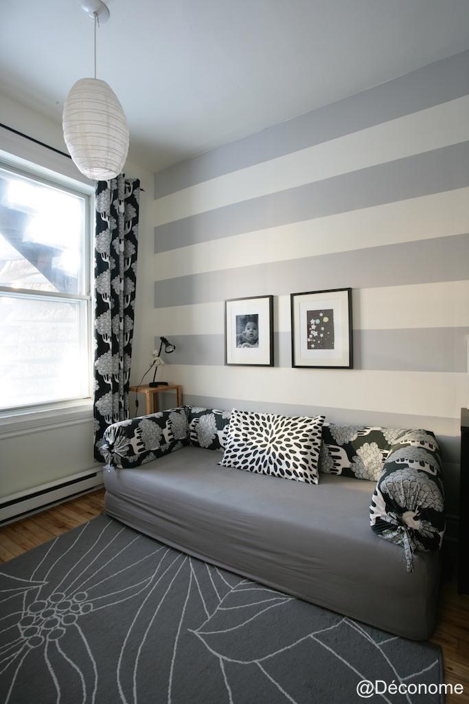 solution housse canapé IKEA GRINDA pas cher