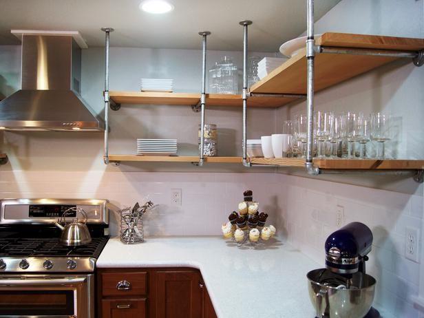 Restoring Old Kitchen Cabinets