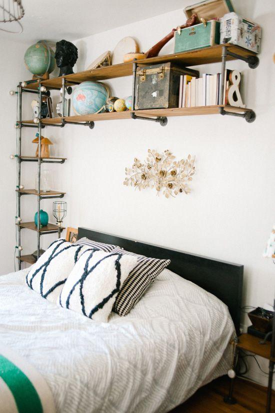 Tendance la d co en tuyaux d conome for How to style my bedroom