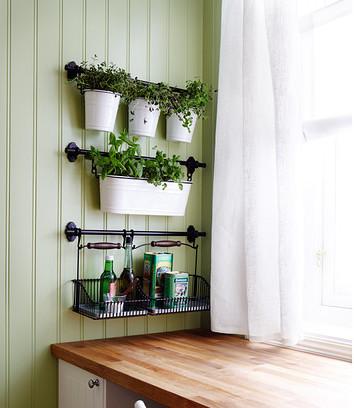 Crédit photo: Ikea, range épices fintorp