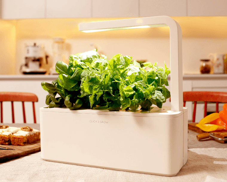 Click and Grow's Smart Herb Garden