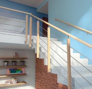 Brico Dépôt rénovation escalier kit