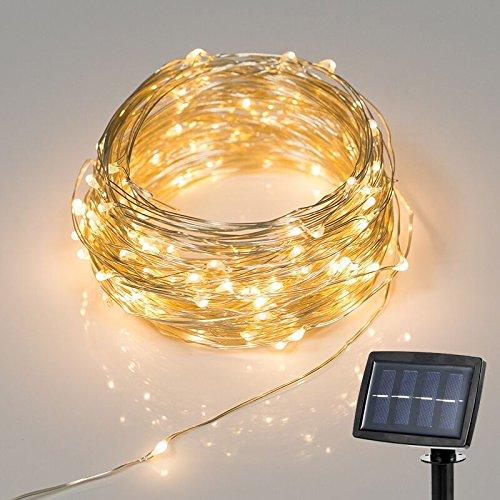 Amazon* - cordon lumineux solaire - 28.99$