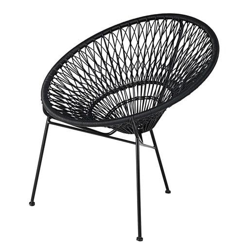 Maisons du monde* - fauteuil empilable - 89.99 Euros