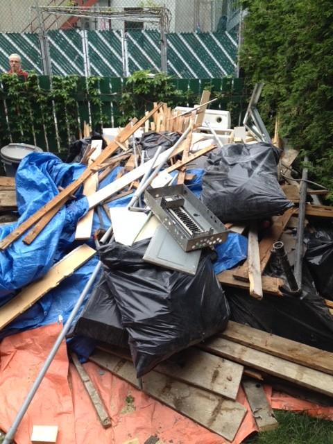 gravats déchets rénovation