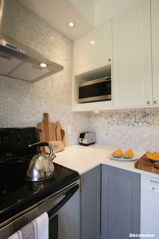 notre cuisine avant apr s d conome. Black Bedroom Furniture Sets. Home Design Ideas