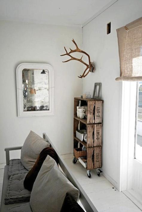 o trouver des caisses de bois pour sa d co d conome. Black Bedroom Furniture Sets. Home Design Ideas