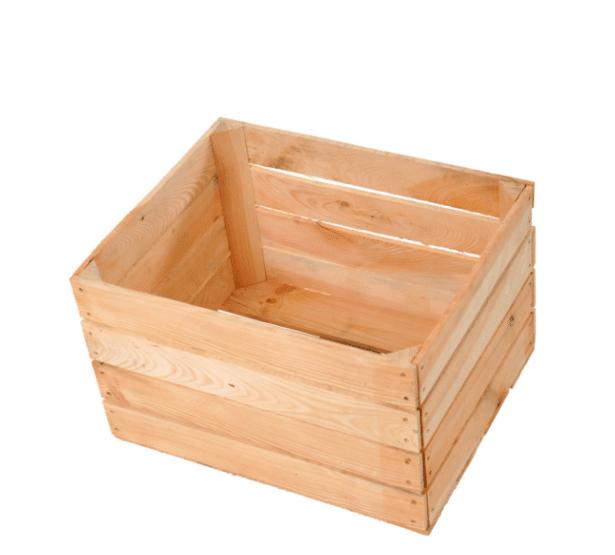 O trouver des caisses de bois pour sa d co d conome for Cagette en bois deco