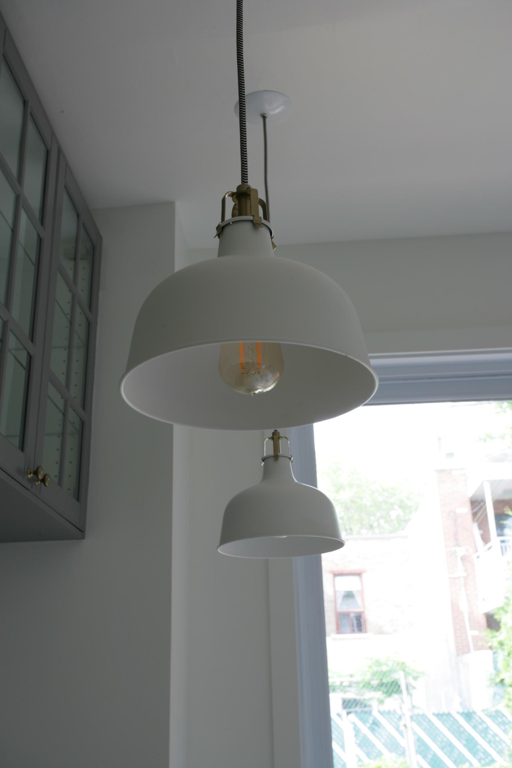 luminaire RANARP IKEA