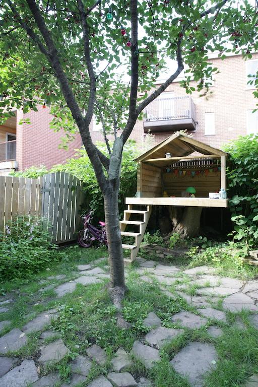 Fabriquer cabane arbre