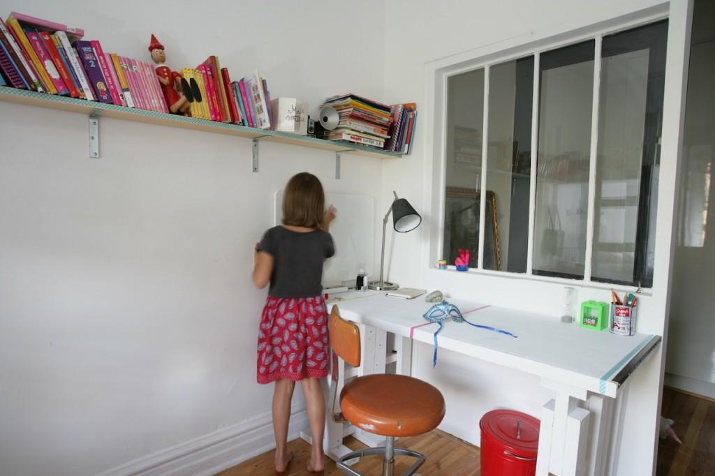 La chambre de lily d conome for Chambre verriere