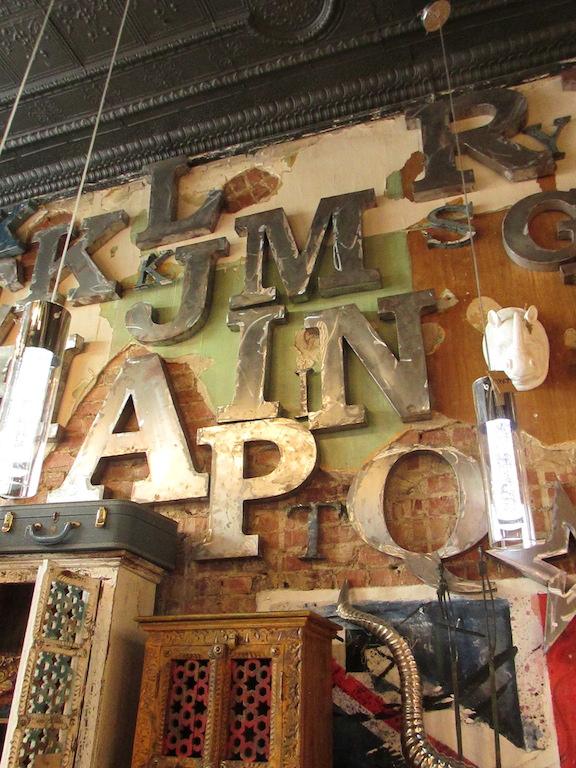 lettres métalliques pas cher montréal