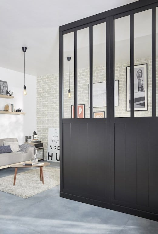 des cloisons amovibles tendances et pas ch res d conome. Black Bedroom Furniture Sets. Home Design Ideas
