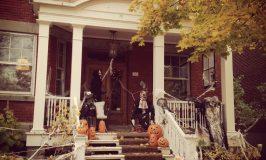 Halloween: la maison la mieux décorée de Montréal