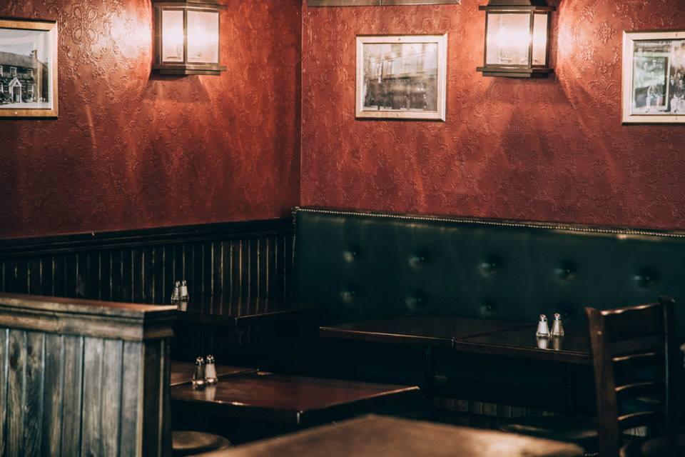 Bishop & Bagg pub - l'inspiration