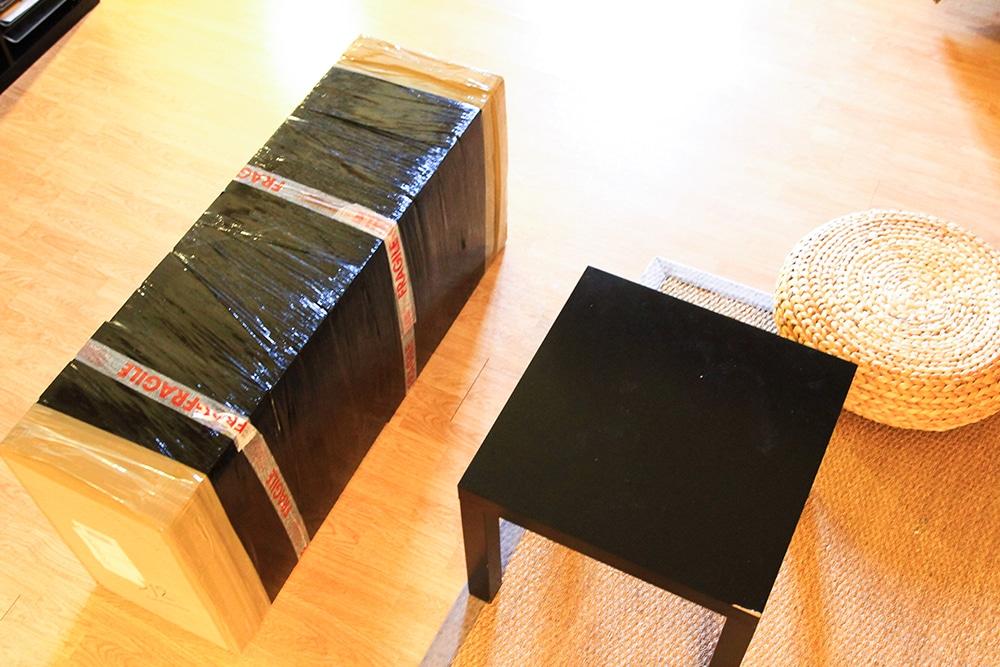 caisses simply a box