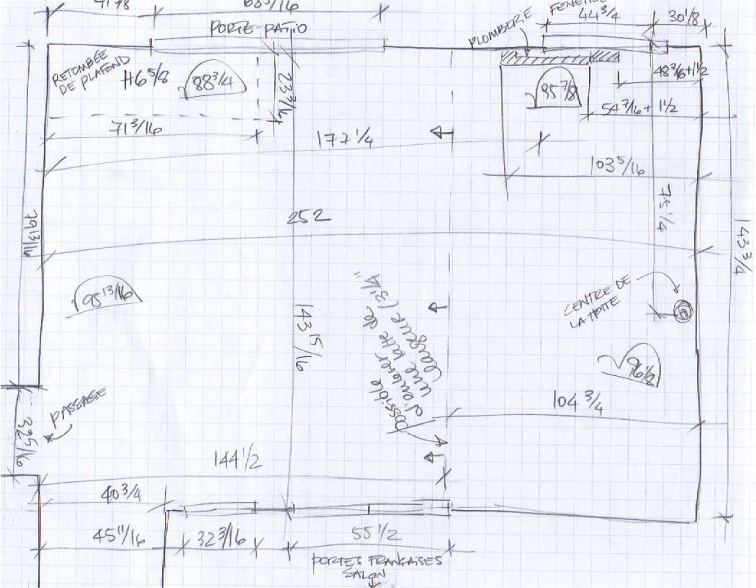 Dessiner cuisine planificateur IKEA